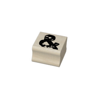Simply Symbols / Icons - AMPERSAND + ideas Rubber Stamp