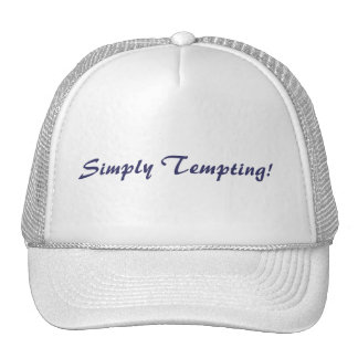Simply Tempting! Hat