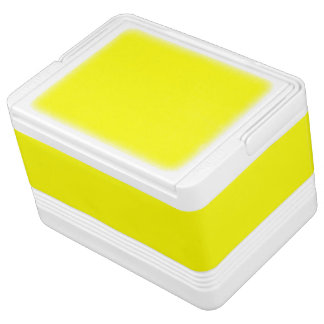 Simply Yellow Solid Colour Chilly Bin