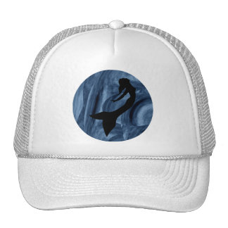 SimplyTonjia Waterfall Mermaid Trucker Hat