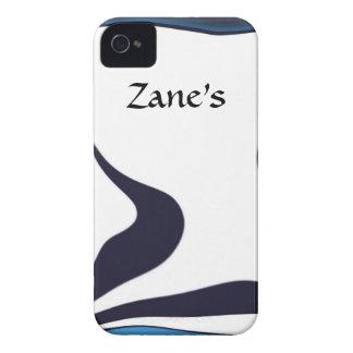 SimplyTonjia Zany Frame BlackBerry Case
