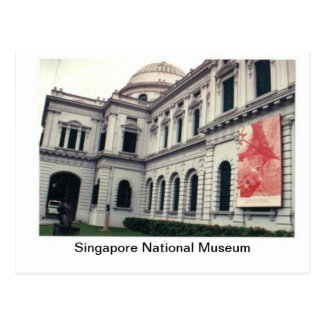 Singapore National Museum Post Cards