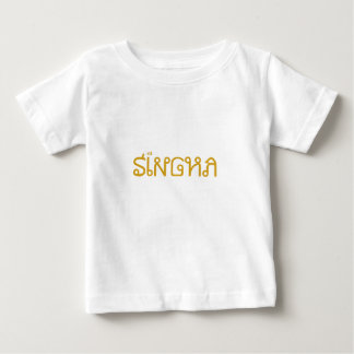 Singha Beer Apparel Gold Baby T-Shirt