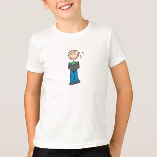 Singing Stick Figure Shirt