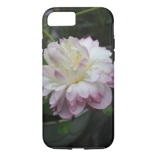 Single Pink White Flower Bloom iPhone 8/7 Case
