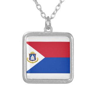 Sint Maarten Personalized Necklace