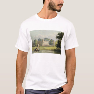 Sion house, from R. Ackermann's (1764-1834) 'Repos T-Shirt
