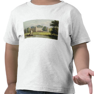 Sion house, from R. Ackermann's (1764-1834) 'Repos Tee Shirts