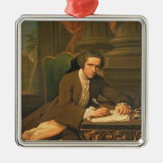 Sir Charles Frederick, 1735 Christmas Ornament