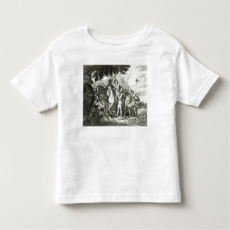 Sir Philip Sidney's Kindness to a Soldier, 1815 Toddler T-Shirt