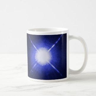 Sirius A and B - brightest glowing star Coffee Mug
