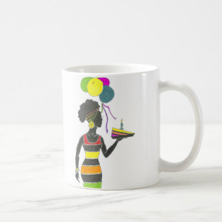 'Sista has a sliver of cake' mug. Coffee Mug