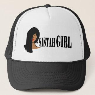 Sistah Girl Truck Hat