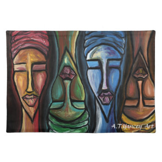 Sistas United Placemats
