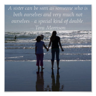 Sister-a special kind of double poster
