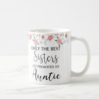 Sister | Auntie Gift Mug, new auntie gift Coffee Mug