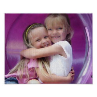 Sister Hugs Print