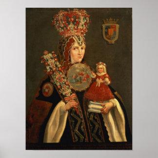 Sister Juana, Grand daughter of D. de Cortes Poster