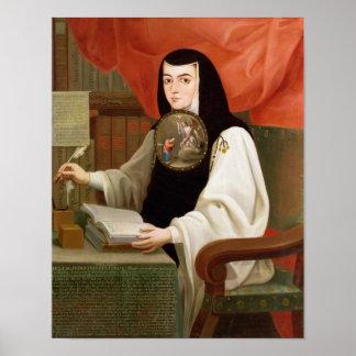 Sister Juana Ines de la Cruz Print