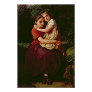 Sisters, 1868 posters