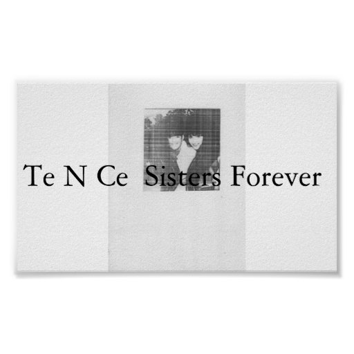 Sisters Forever Print
