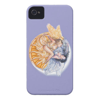 """""""Sisters of the Sky"""" Barely There iPhone 4 Case"""