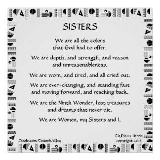 SISTERS... POSTER