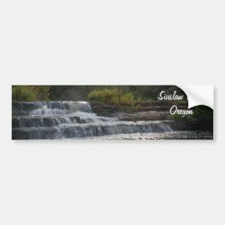 Siuslaw Falls Bumper Sticker