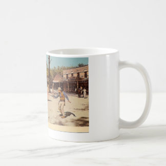 Six Gun Territory Theme Park (Ocala, FL) Basic White Mug