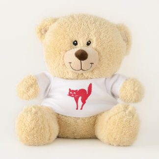"Size: 11"" Sherman Teddy Bear You're never too old"