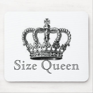 Size Queen Mouse Pad