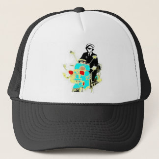 Ska On A Scoot Trucker Hat