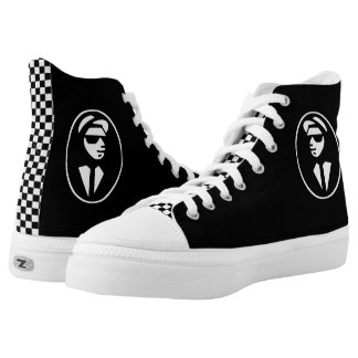 Ska Shoes Printed Shoes