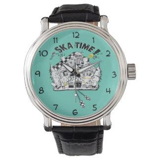 Ska Time Cuckoo Clock Watch
