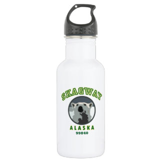 Skagway Alaska 532 Ml Water Bottle