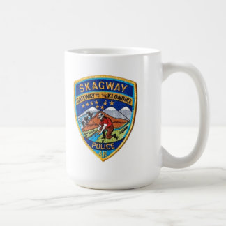 Skagway Police - Alaska Coffee Mug