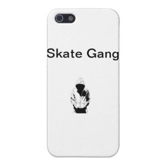skate Gang Case For iPhone 5/5S