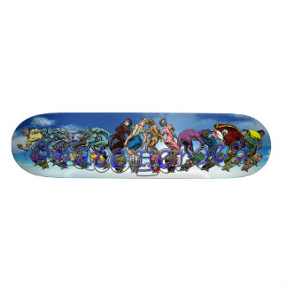 Skate Heroes Skateboard