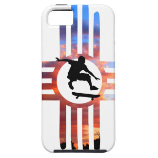 Skate New Mexico Case For The iPhone 5