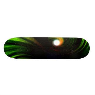 skate space 21.6 cm skateboard deck