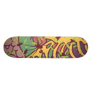 Skate Zica Custom Skateboard