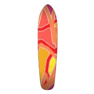 Skateboard Chaos into Form 2 Design D