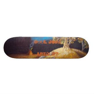 Skateboard Cool Dude