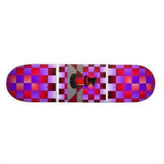 Skateboard Deck 4 Chess Knight CricketDiane