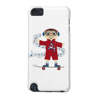 Skateboard Kid iPod Touch 5G Cases