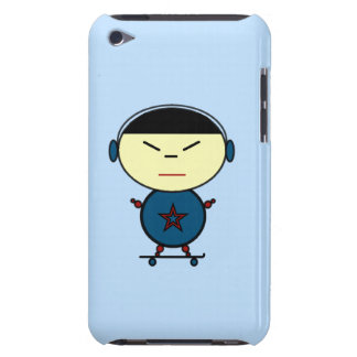 Skateboard Kid iPod Touch Case