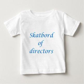 skateboard of directors baby T-Shirt