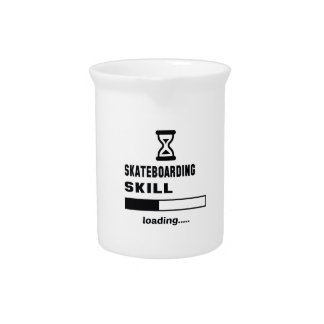 Skateboarding skill Loading...... Beverage Pitchers