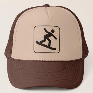 skater4 trucker hat