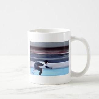 Skater 2 basic white mug
